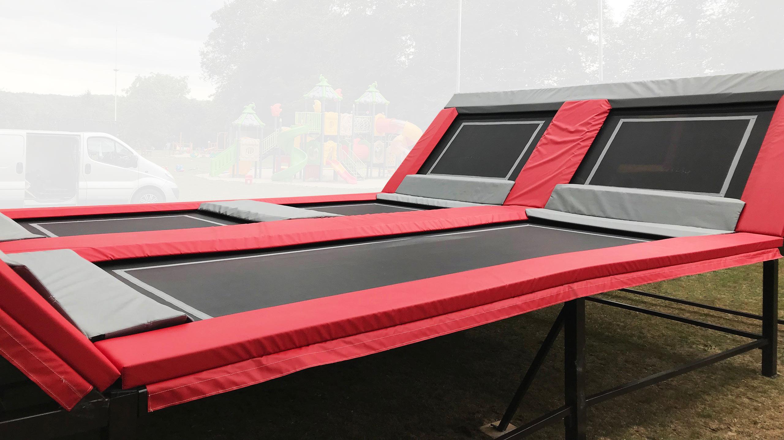 trampolina-zewnatrzna